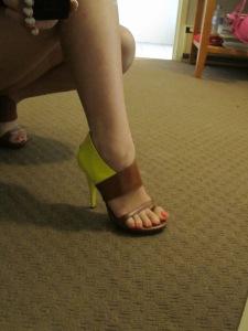 Sass & Bide Heels