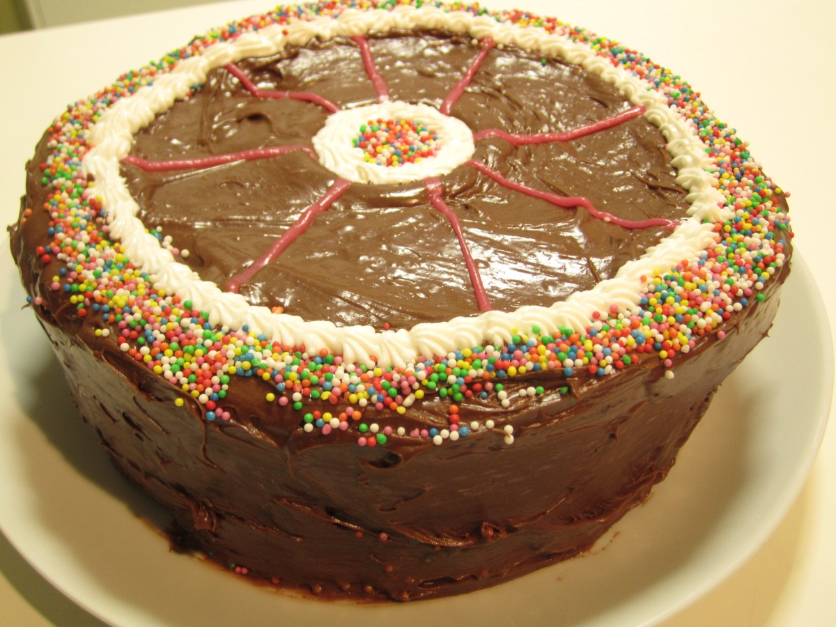 Gluten Free Birthday Cake Recipe About Susanna