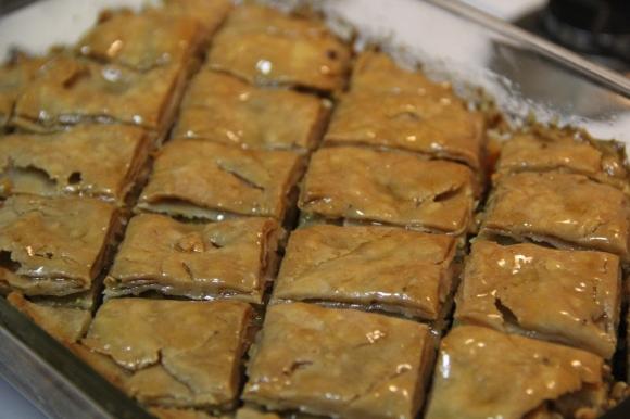 Gluten Free Baklava