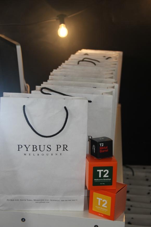 Freebie bags!