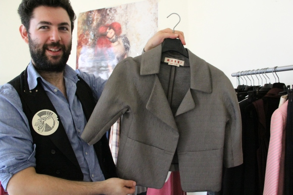 Yahav is a fashion hero saving the world one pre-loved fashion piece at a time.