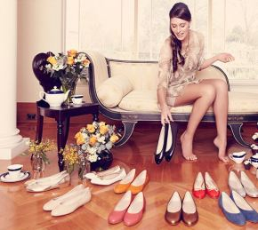 Ballettonet Fashion Launch – Spoil Your Feet