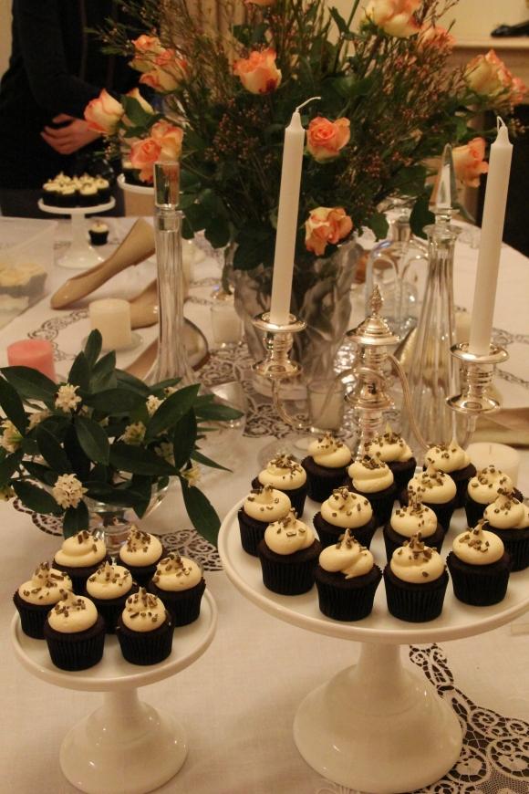 Delectable Cupcakes!