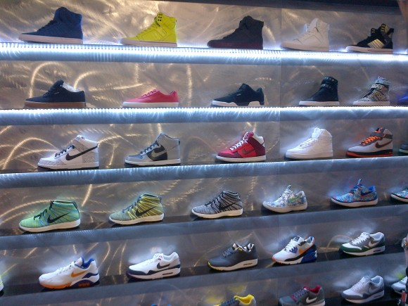 Sneakers Galore!