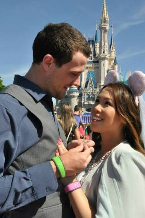 My Disney Proposal