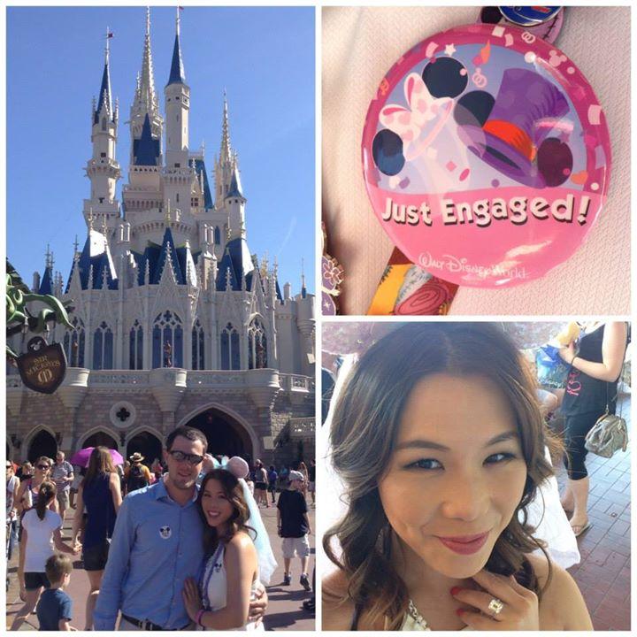 My Disney Proposal