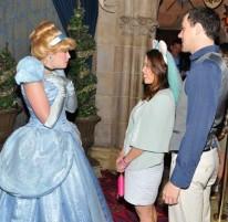 Cinderella talks weird too...