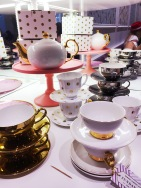 Tea time sets.