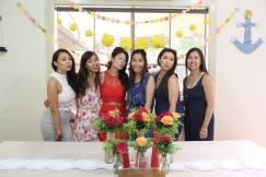 Girls group shot.